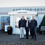 10 års fødselsdag hos Camping-specialisten i Lind