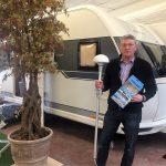 Få dit eget trådløse netværk på campingturen i Europa