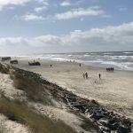 Campingtur i Danmark – del 4 – Vestkysten, byer og bunkers