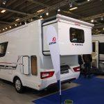 2017 – Adria Compact Plus SLS