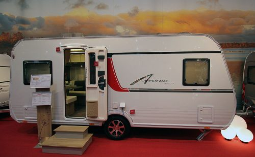 2017 – Bürstner Averso 490 TS