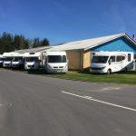 Mange brugte autocampere netop nu hos Vendelbo Vans