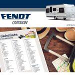 Gode råd om pakning af campingvogn og brug af gas