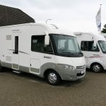 Se Rapido 890F 2017 model hos Autocamper Center Vejle