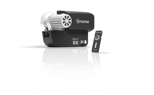 Truma Mover® SX – Trinløs og superpræcis rangering