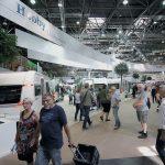 Düsseldorf 2017 – Del 1 – Ekstra mange ser på ny campingvogn og autocamper