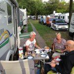 DanCamper på campingmessen i Düsseldorf