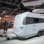 Düsseldorf 2017 – Del 3 – Knaus, Weinsberg og Tabbert modeller med muligheder