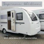 2018 – Adria Adora Supreme Edition – Endnu mere udstyr for feriepengene