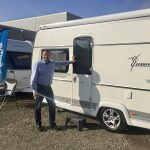 Se de nye Fendt 2018 modeller hos SK Caravan