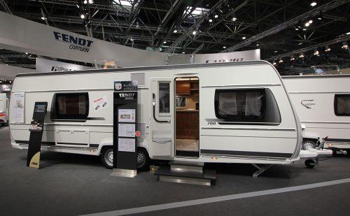 2018 Fendt Saphir 700 SFDW – Ny model med Alde som standard