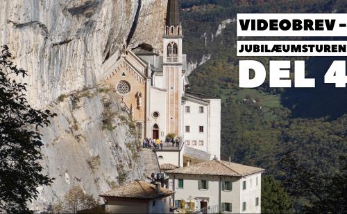 Videobrev – Jubilæumsturen del 4