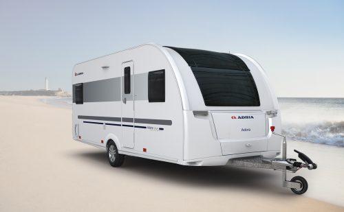 Oplev luksus kampagne-vogne fra Adria til surpreme weekend