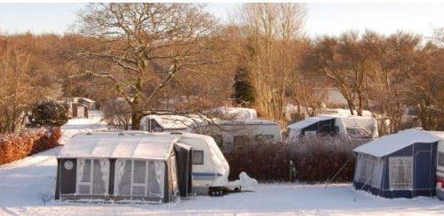Vintercamping på Ribe Camping