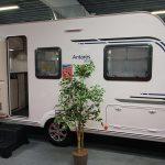 2018 Caravelair Antares Style 400 Kampagne – Én af otte kampagnemodeller