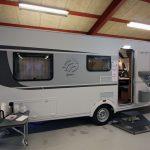 2018 – Knaus Sport 540 UE – Masser af plads til to på camping