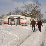 Vintercamping giver ro i livet