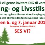 Camping- og Livsstilsmesse hos Slagelse Camping & Outdoor Center