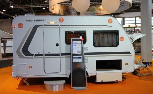 2018 – Weinsberg CaraOne 390 QD – Kampagnemodel med godt udstyrsniveau