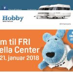Vi fejrer Hobbys 50-års fødselsdag på Fri i Bella Center Copenhagen
