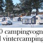 Campingvogne til vintercamping