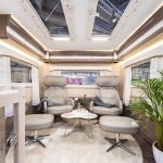 KABE Udstiller Europas største campingvogn på Ferie For Alle 2018