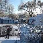 Vintercamping i Danmark