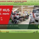 Slagelse Camping & Outdoor Center: Kom og få inspiration til den nye sæson