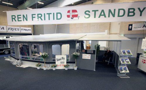 Ferie for Alle 2018-10a – Ny veranda til de populære StandBy helårstelte