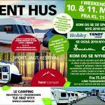 Invitation til Åbent hus hos LE Camping