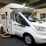 Ferie for Alle 2018 – del 09 – Autocampere med tværvendt dobbeltseng og fransk soveværelse
