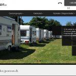 JP Caravan hjælper kunderne med helt nye tiltag og løbende informationer