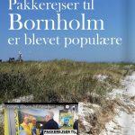 Pakkerejser til Bornholm er blevet populære