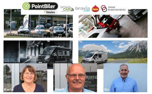 Personændring hos PointBiler Haslev