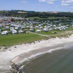 50 år med camping i vandkanten