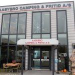 Stor rabat på udvalgte Kampa lufttelte hos Aabybro Camping & Fritid