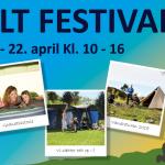 Telt-festival 2018 – hos slagelsecamping den 21. og 22. april