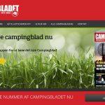 Læs det nye og tidligere campingblad på nettet