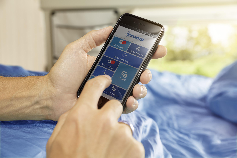 Smart start-sæt - Truma LevelControl + iNet Box permanent til rabatpris