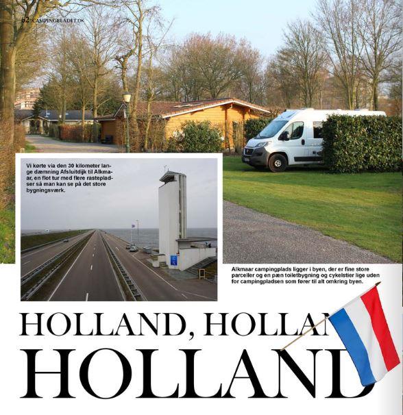 Holland, Holland, Holland