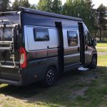 Alene til Nordkapp – del 7 – Hobby Vantana autocamper