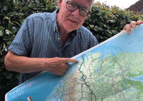 Alene til Nordkapp – del 10 – Afslutning
