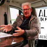 Følg rejsen når Peer Neslein tager til Nordkapp alene i autocamper