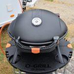 O-grill med på campingturen
