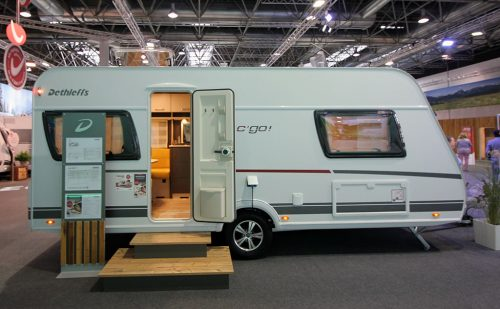 Caravan Salon Düsseldorf 2018 – Del 6: Dethleffs C'GO 2019