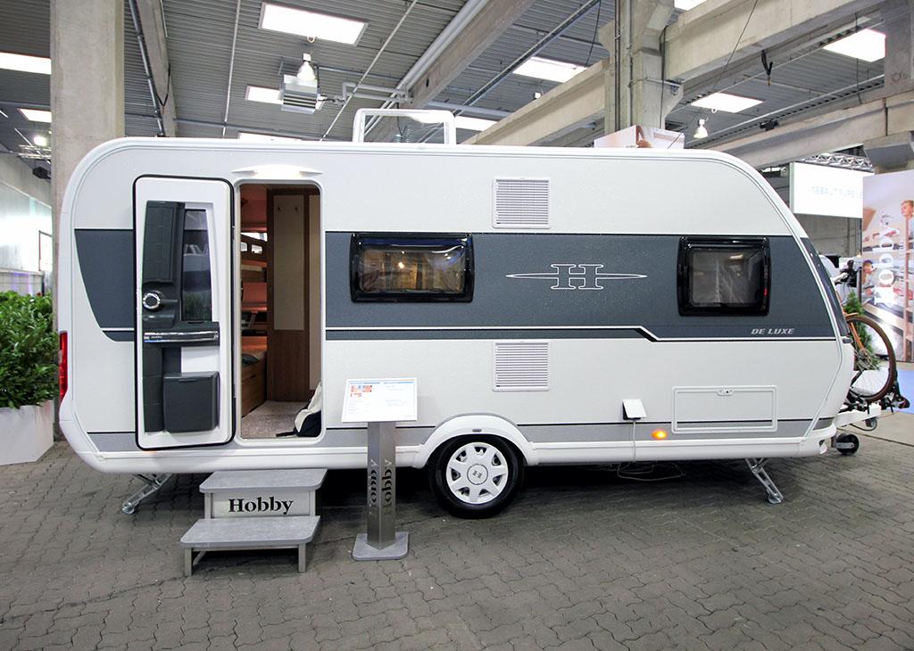 2019 Hobby De Luxe 490 KMF