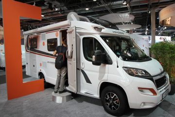 Caravan Salon Düsseldorf 2018 – Del 2: Nye 2019 autocampere