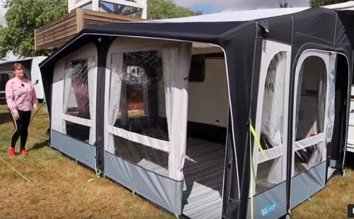 Kampa Club Air 450 – lufttelt 2019 model