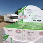 Ny kulilte alarm til campingvogn og autocamper