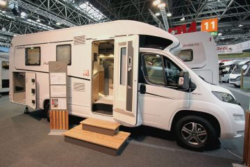Caravan Salon Düsseldorf 2018 – Del 7: Dethleffs Pulse 2019